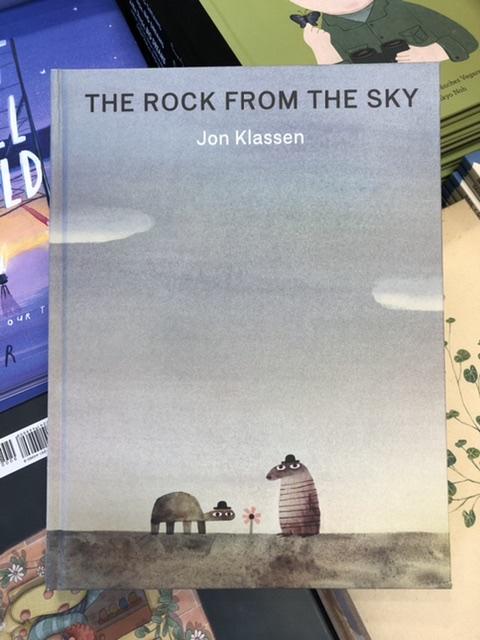 The Rock From the Sky by Jon Klassen | 9781406395570