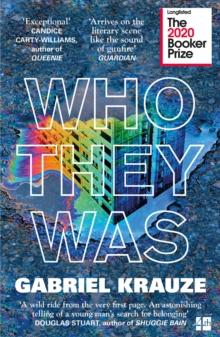 Who They Was by Gabriel Krauze | 9780008375034