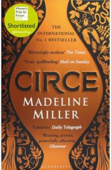 Circe by Madeline Miller | 9781408890042