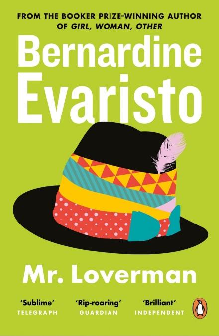 Mr Loverman by Bernardine Evaristo | 9780241145784