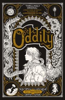 Oddity by Eli Brown | 9781406389272