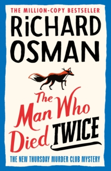 The Man Who Died Twice – SIGNED COPIES by Richard Osman | 9780241425428
