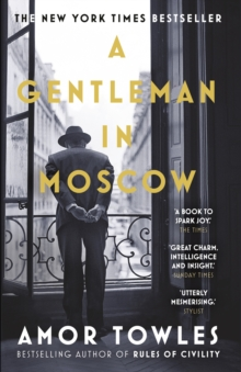 A Gentleman in Moscow by Amor Towles | 9780099558781